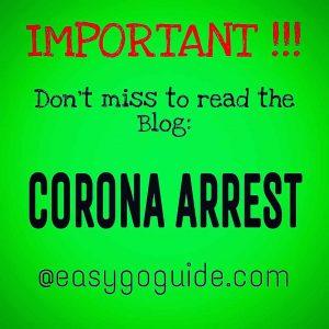 Corona Arrest