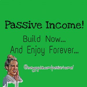 What is the best strategy to make passive income?